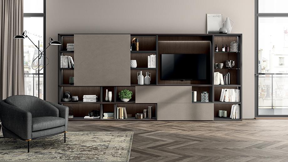 Come arredare un soggiorno moderno - Carlino Arreda